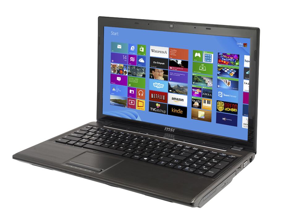 laptop-MSI CX61