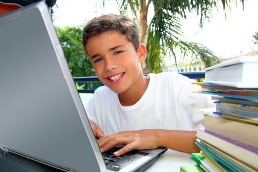 stock laptop students